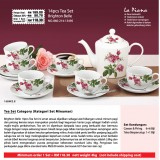Brighton Belle 14pcs Tea Set
